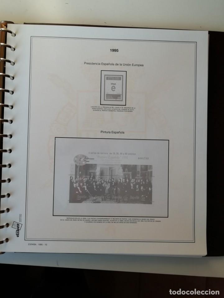 Sellos: HOJAS EFILCAR ESPAÑA 1993-96. Alta calidad, ver descripción - Foto 41 - 199195168