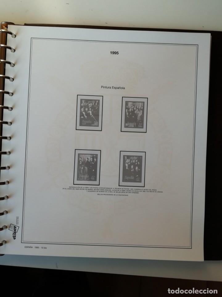 Sellos: HOJAS EFILCAR ESPAÑA 1993-96. Alta calidad, ver descripción - Foto 42 - 199195168