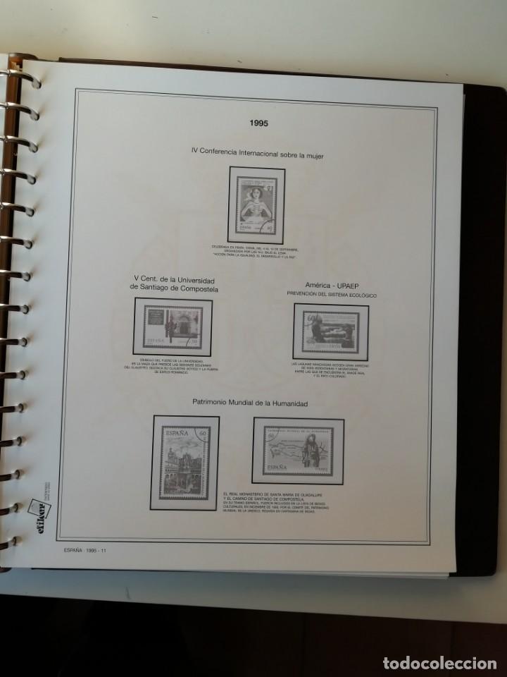 Sellos: HOJAS EFILCAR ESPAÑA 1993-96. Alta calidad, ver descripción - Foto 43 - 199195168