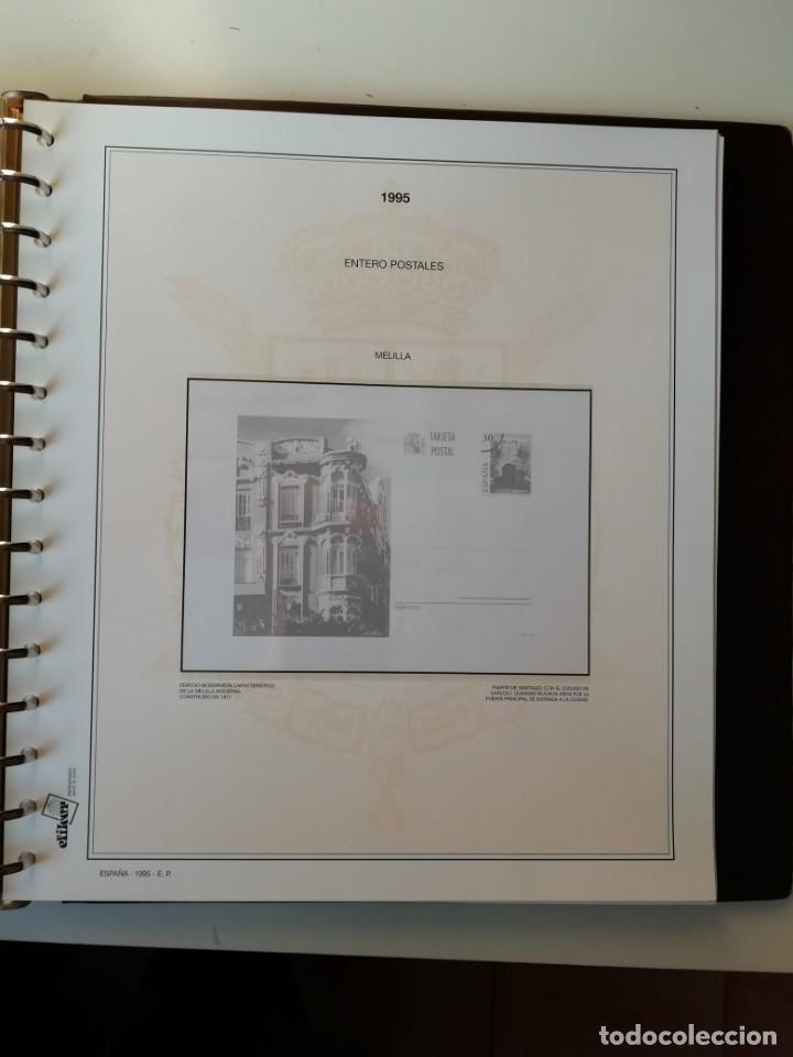 Sellos: HOJAS EFILCAR ESPAÑA 1993-96. Alta calidad, ver descripción - Foto 48 - 199195168