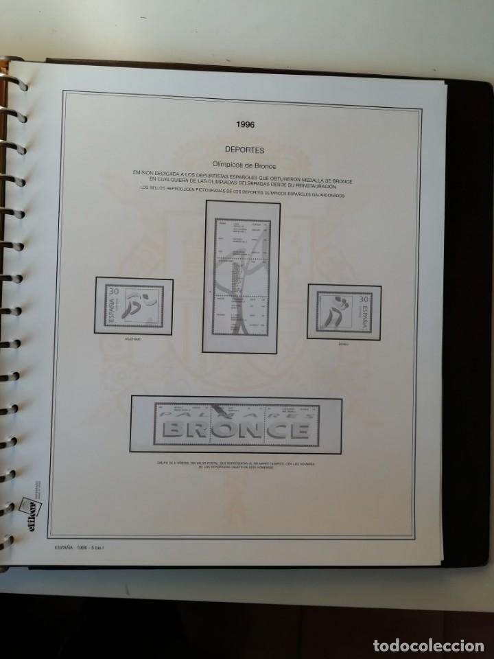 Sellos: HOJAS EFILCAR ESPAÑA 1993-96. Alta calidad, ver descripción - Foto 55 - 199195168