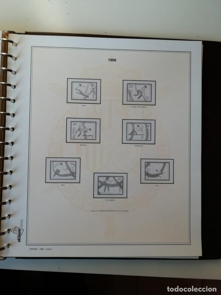 Sellos: HOJAS EFILCAR ESPAÑA 1993-96. Alta calidad, ver descripción - Foto 56 - 199195168