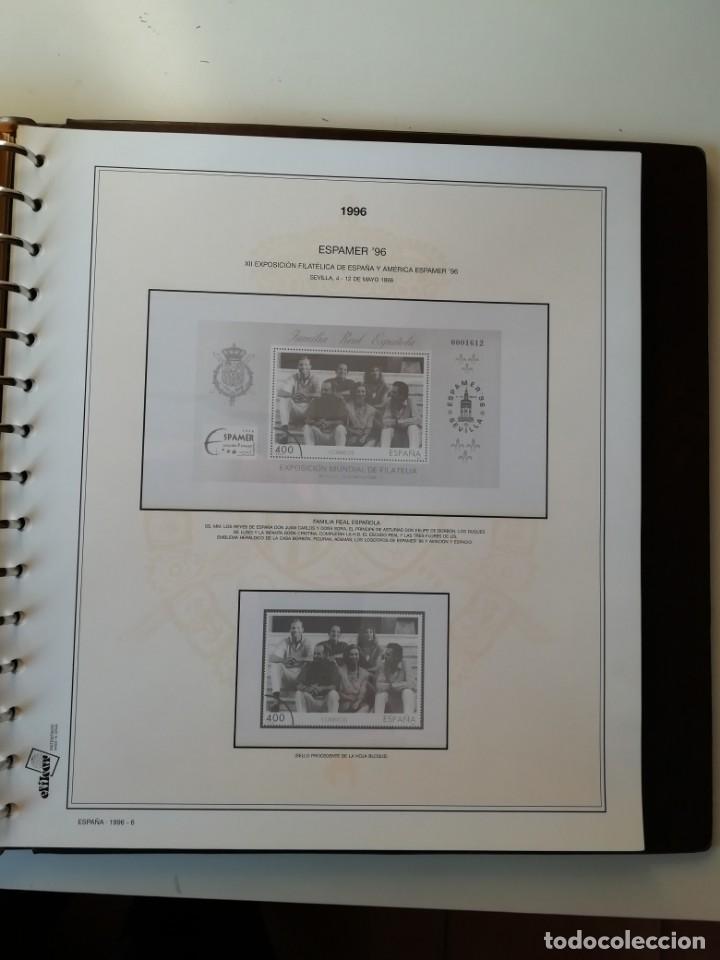 Sellos: HOJAS EFILCAR ESPAÑA 1993-96. Alta calidad, ver descripción - Foto 57 - 199195168