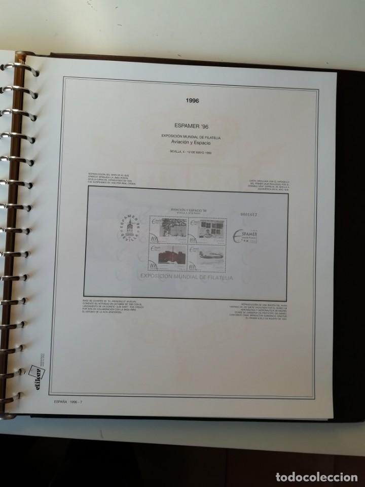 Sellos: HOJAS EFILCAR ESPAÑA 1993-96. Alta calidad, ver descripción - Foto 58 - 199195168