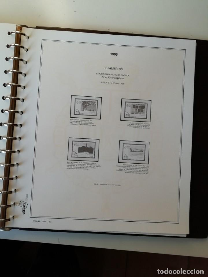 Sellos: HOJAS EFILCAR ESPAÑA 1993-96. Alta calidad, ver descripción - Foto 59 - 199195168