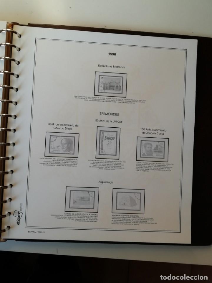 Sellos: HOJAS EFILCAR ESPAÑA 1993-96. Alta calidad, ver descripción - Foto 61 - 199195168