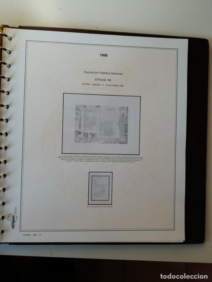 Sellos: HOJAS EFILCAR ESPAÑA 1993-96. Alta calidad, ver descripción - Foto 62 - 199195168