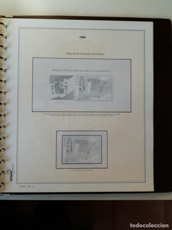 Sellos: HOJAS EFILCAR ESPAÑA 1993-96. Alta calidad, ver descripción - Foto 64 - 199195168