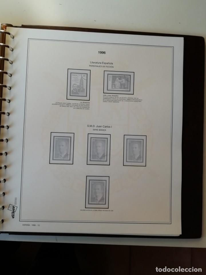 Sellos: HOJAS EFILCAR ESPAÑA 1993-96. Alta calidad, ver descripción - Foto 65 - 199195168