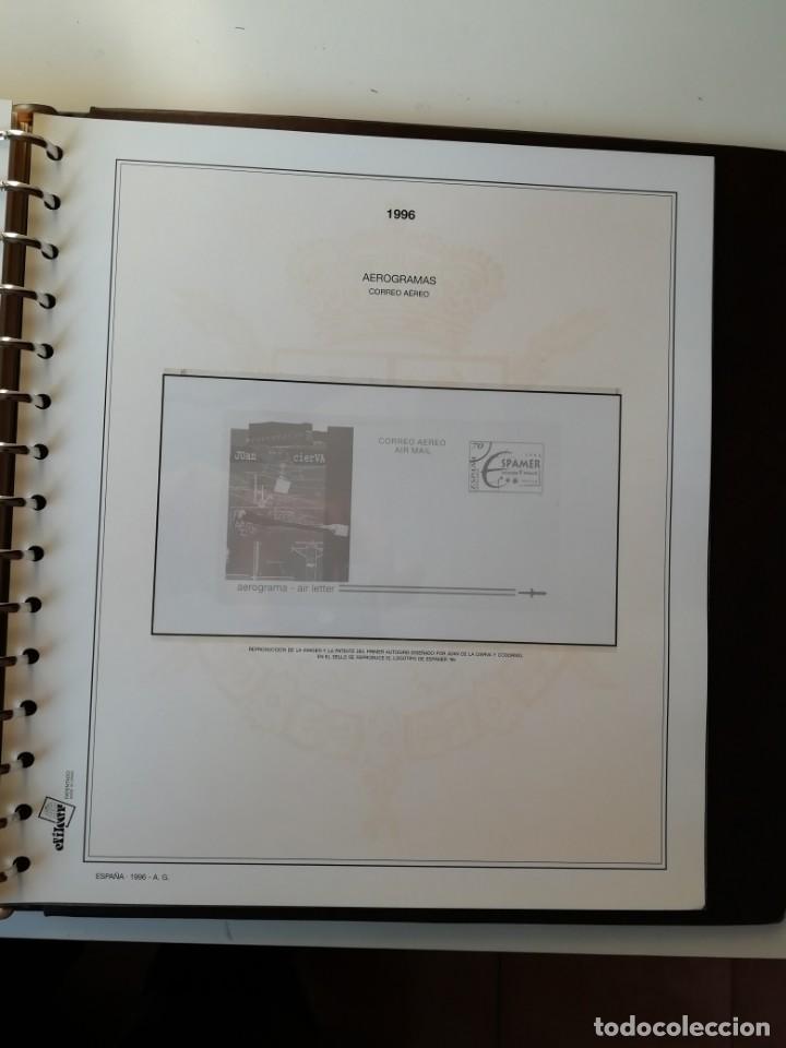 Sellos: HOJAS EFILCAR ESPAÑA 1993-96. Alta calidad, ver descripción - Foto 68 - 199195168