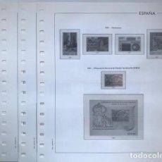 Sellos: HOJAS EDIFIL ESPAÑA AÑO 1990. SUPLEMENTO HOJAS EDIFIL AÑO 1990 HE90. Lote 199490208