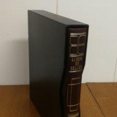Sellos: ÁLBUM CREAFIL CON HOJAS EDIFIL, FRANCIA 1980/92. Lote 201250882