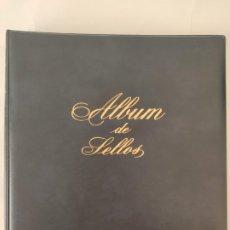 Sellos: ALBUM CON 102 HOJAS FILABO EN BLOQUE DE 4 AÑOS 1999 2000 2001 2002 2003 2004 2005 VER IMAGENES. Lote 205700785