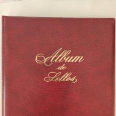 Sellos: ALBUM CON 50 HOJAS FILABO EN BLOQUE DE 4 AÑOS 1991 1992 1993 1994 1999 VER IMAGENES. Lote 205703531