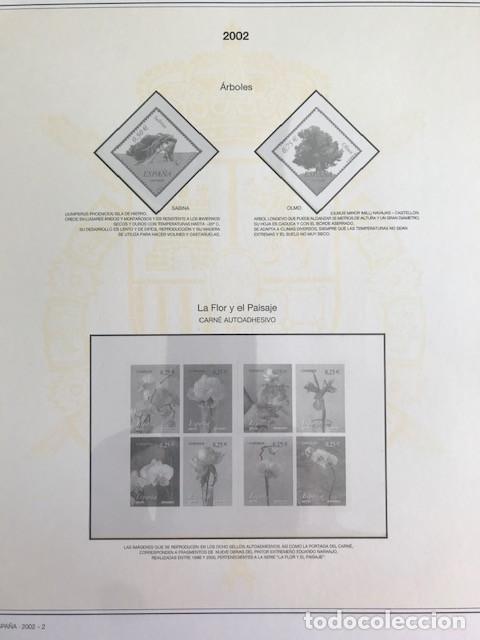 Sellos: Hojas sellos España años 2002 y 2003 13 hojas Efilcar con filoestuches Ver imagenes HE00 - Foto 4 - 210819527
