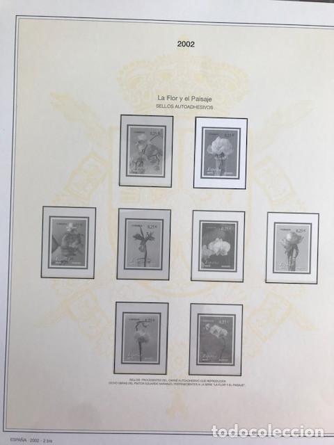 Sellos: Hojas sellos España años 2002 y 2003 13 hojas Efilcar con filoestuches Ver imagenes HE00 - Foto 5 - 210819527
