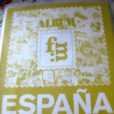 """Sellos: SUPLEMENTO FM ''ESPAÑA 1997 - II PARTE"""" NUEVO, SIN MONTAR.. Lote 211433830"""
