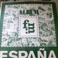 """Sellos: SUPLEMENTO FM ''ESPAÑA 1998 - COMPLETO"""" NUEVO, MONTADO NEGRO.. Lote 211438234"""