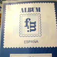 """Sellos: SUPLEMENTO FM ''ESPAÑA 1992 - II PARTE"""" NUEVO, MONTADO NEGRO.. Lote 211449702"""