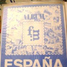 """Sellos: SUPLEMENTO FM ''ESPAÑA 1994 - COMPLETO"""" NUEVO, MONTADO NEGRO. Lote 211450241"""