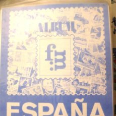 """Sellos: SUPLEMENTO FM ''ESPAÑA 1994 - COMPLETO"""" NUEVO, MONTADO TRANSPARENTE.. Lote 211450349"""