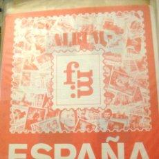 """Sellos: SUPLEMENTO FM ''ESPAÑA 1994 - I PARTE"""" NUEVO, MONTADO NEGRO. Lote 211450595"""