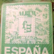 """Sellos: SUPLEMENTO FM ''ESPAÑA 1996 - COMPLETO"""" NUEVO, MONTADO NEGRO.. Lote 211451432"""
