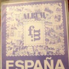 """Sellos: SUPLEMENTO FM ''ESPAÑA 1996 - II PARTE"""" NUEVO, SIN MONTAR.. Lote 211451756"""
