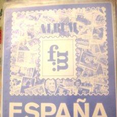 """Sellos: SUPLEMENTO FM ''ESPAÑA 1997 - I PARTE"""" NUEVO, SIN MONTAR.. Lote 211451901"""