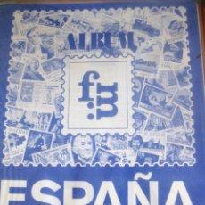 "Timbres: SUPLEMENTO FM ''ESPAÑA 1972 COMPLETO"" NUEVO, SIN MONTAR.. Lote 211603642"