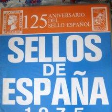 """Sellos: SUPLEMENTO FM ''ESPAÑA 1975 COMPLETO"""" NUEVO, SIN MONTAR.. Lote 211604956"""