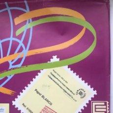 Sellos: HOJAS EDIFIL ESPAÑA AÑO 1995 IMAGENESO EN COLOR Y MONTADO EN TRANSPARENTE 1995 HE90. Lote 211827470