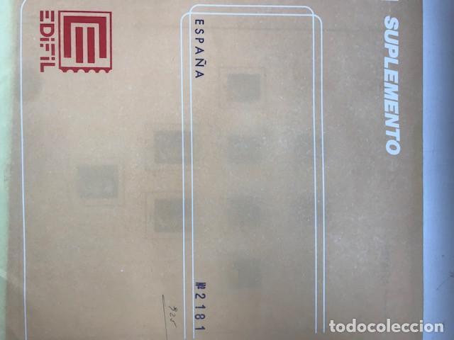 Sellos: Hojas Edifil España año 1981 HE80 81 con tarjetas postales y aerogramas en transparente - Foto 11 - 211828405
