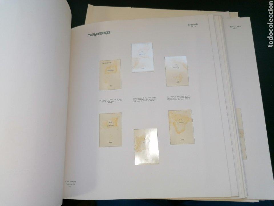 Sellos: Resto Colección Hojas Álbum Navidad 1972 1973 - Foto 5 - 213577050