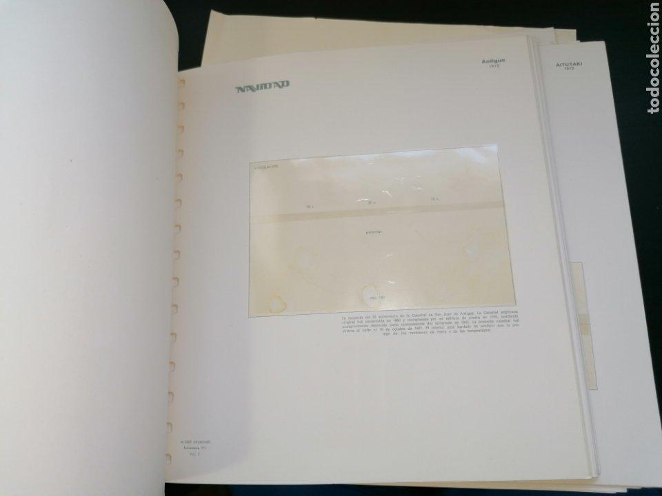 Sellos: Resto Colección Hojas Álbum Navidad 1972 1973 - Foto 7 - 213577050