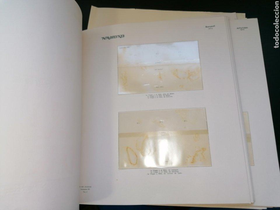 Sellos: Resto Colección Hojas Álbum Navidad 1972 1973 - Foto 8 - 213577050