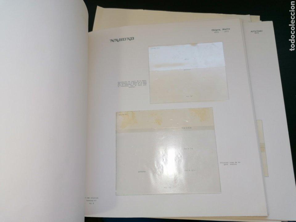 Sellos: Resto Colección Hojas Álbum Navidad 1972 1973 - Foto 9 - 213577050