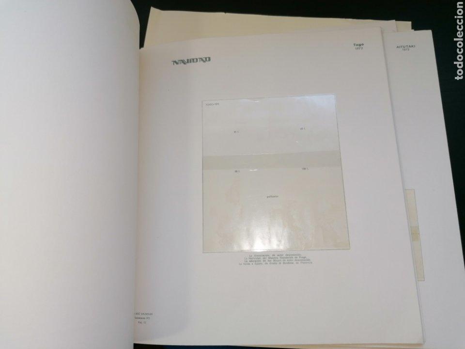 Sellos: Resto Colección Hojas Álbum Navidad 1972 1973 - Foto 10 - 213577050