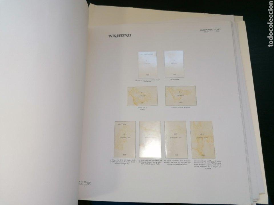Sellos: Resto Colección Hojas Álbum Navidad 1972 1973 - Foto 12 - 213577050