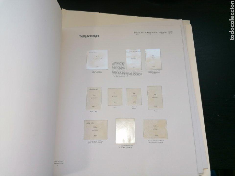 Sellos: Resto Colección Hojas Álbum Navidad 1972 1973 - Foto 14 - 213577050