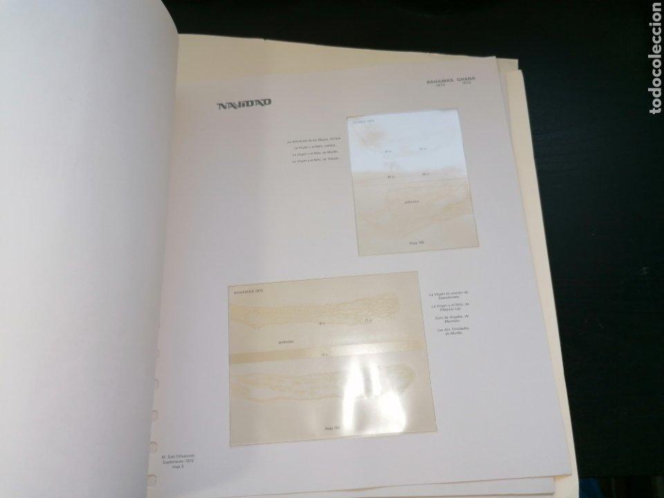 Sellos: Resto Colección Hojas Álbum Navidad 1972 1973 - Foto 15 - 213577050