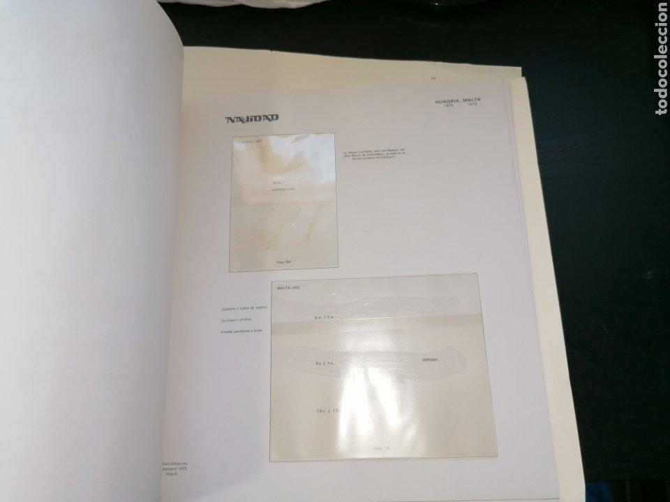 Sellos: Resto Colección Hojas Álbum Navidad 1972 1973 - Foto 17 - 213577050