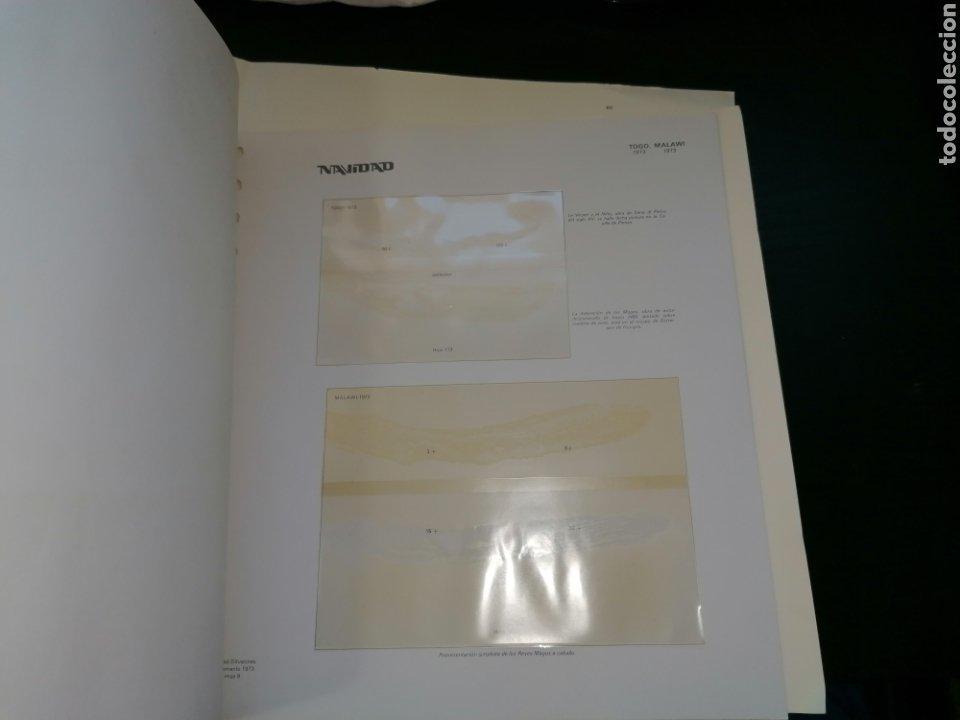 Sellos: Resto Colección Hojas Álbum Navidad 1972 1973 - Foto 18 - 213577050