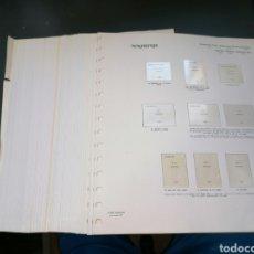 Sellos: RESTO COLECCIÓN HOJAS ÁLBUM NAVIDAD 1972 1973. Lote 213577050