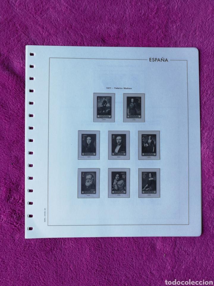 Sellos: HOJAS EDIFIL AÑO 1977 COMPLETO (FOTOGRAFÍAS REALES) - Foto 6 - 221114748