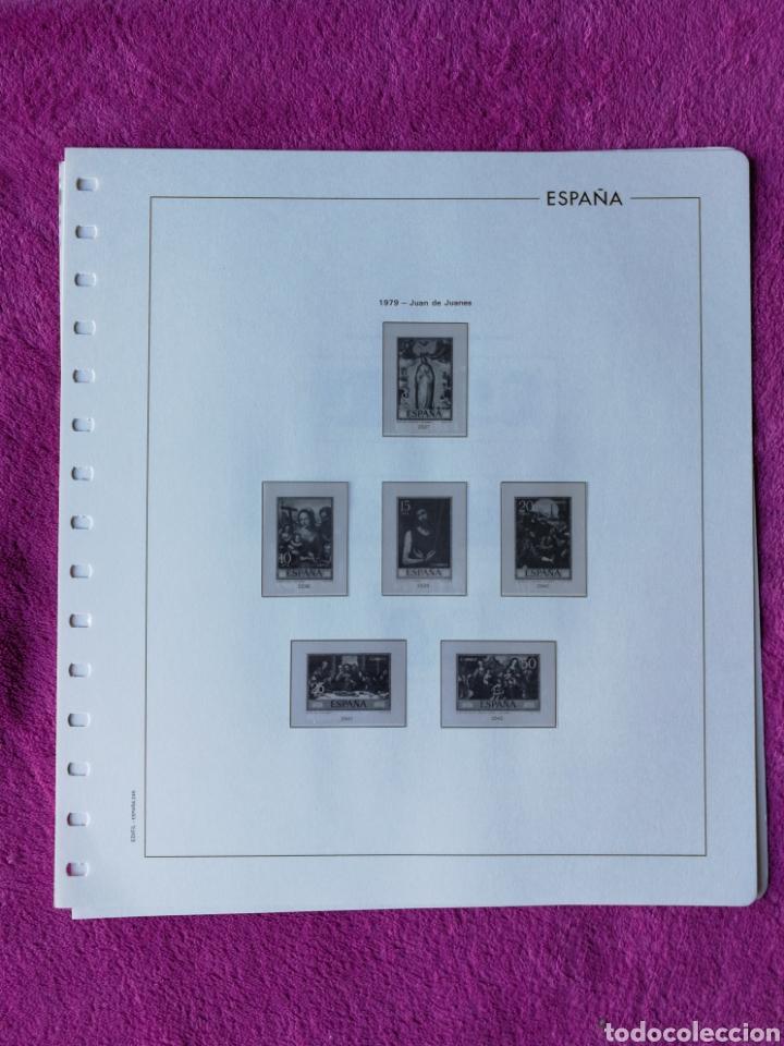 Sellos: HOJAS EDIFIL AÑO 1979 COMPLETO (FOTOGRAFÍAS REALES) - Foto 4 - 221115275