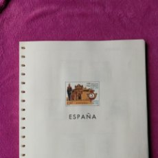 Sellos: HOJAS EDIFIL AÑO 2001 COMPLETO (FOTOGRAFÍAS REALES). Lote 221119873