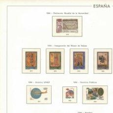 Sellos: 1994 ESPAÑA EDIFIL Nº 354 ESTUCHADO.TRANSPARENTE COLOR. Lote 221313822