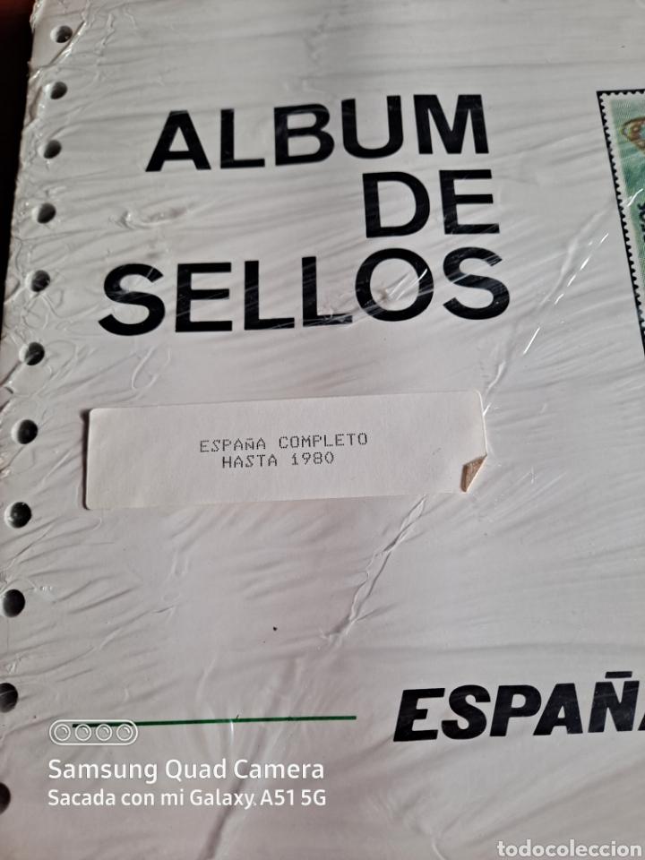 Sellos: HOJAS SUPLEMENTO, FILABO, ESPAÑA MONARQUIA, HASTA 1980, COMPLETO, NUEVO, ÚNICO, VER - Foto 2 - 251428500