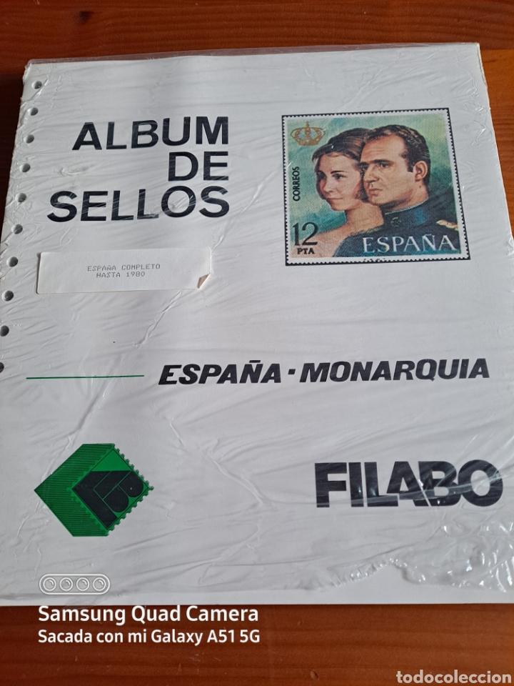 Sellos: HOJAS SUPLEMENTO, FILABO, ESPAÑA MONARQUIA, HASTA 1980, COMPLETO, NUEVO, ÚNICO, VER - Foto 3 - 251428500
